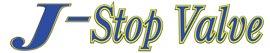 J-stopvalve